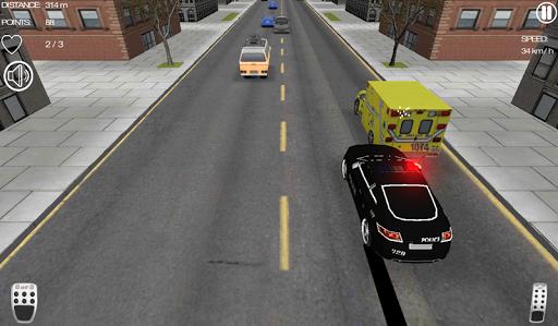 Police Car Racer 19 screenshots 5