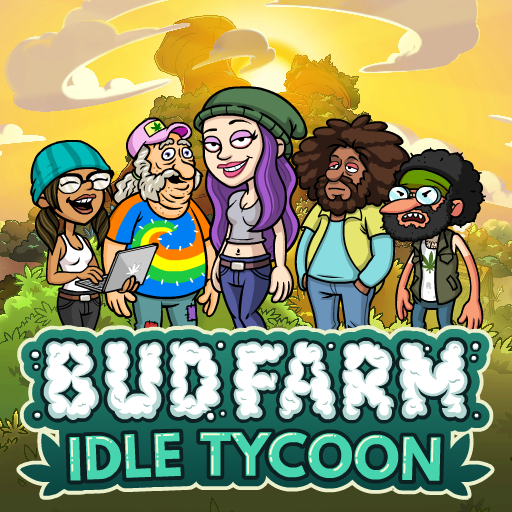 Become a weed business tycoon in this free idle game. Build your farm and grow!