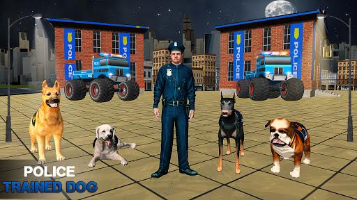 City Police Dog Simulator, 3D Police Dog Game 2020 1.1.3 screenshots 2