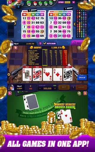 Farkle mania - Slots, Dice and Bingo 21.31 screenshots 6