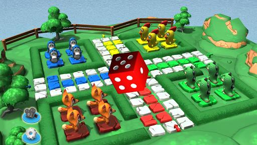 Ludo 3D Multiplayer  screenshots 21