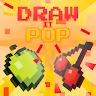 Pixel Art ASMR - pop to color fruits game apk icon