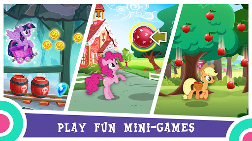 MY LITTLE PONY: Magic Princess 6.7.0j screenshots 4