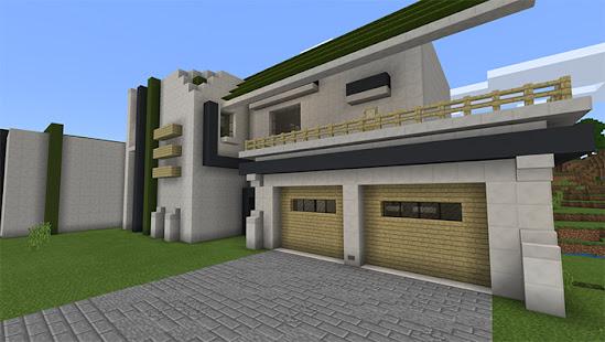 Modern Houses For Minecraft PE 2021 Apkfinish screenshots 6