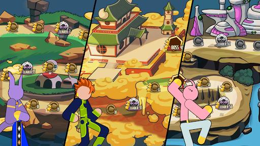 Stickman Dragon Fight - Super Stick Warriors 1.1.2 screenshots 6