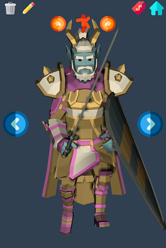 Fantasy Hero Creator  screenshots 6