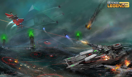 Defense Legend 3: Future War 2.7.2 screenshots 19