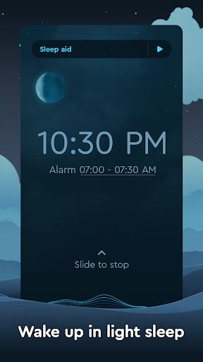 Sleep Cycle: Sleep analysis & Smart alarm clock modavailable screenshots 3