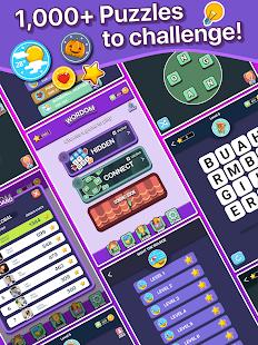 Wordom - All Word Games
