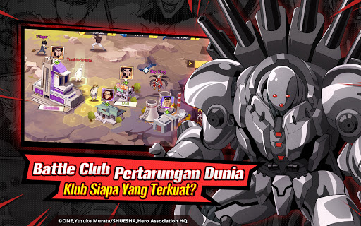 ONE PUNCH MAN The Strongest (Resmi)