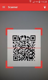 ScanDroid QR & Barcode scanner (PRO) Screenshot