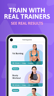 Grow with Jo = easy to follow diet + home workouts