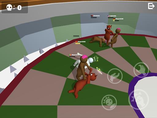 Noodleman.io 2 - Fun Fight Party Games 2.8 screenshots 8