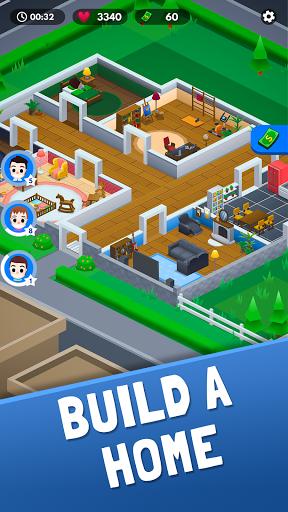 Idle Family Sim - Life & Success Manager  screenshots 2