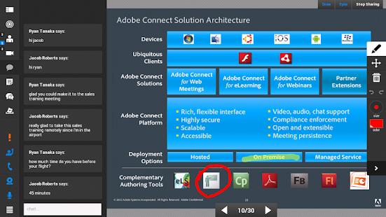 Adobe Connect 2.6.9 Screenshots 7