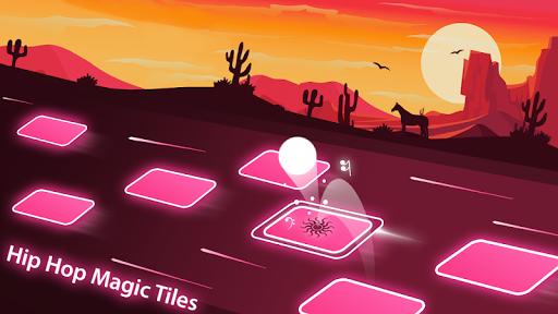 Magic Tiles Hop Forever EDM Rush! 3D Music Game  Screenshots 4