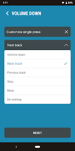 Next Track Mod Apk: Skip tracks (Pro Features Unlocked) 2