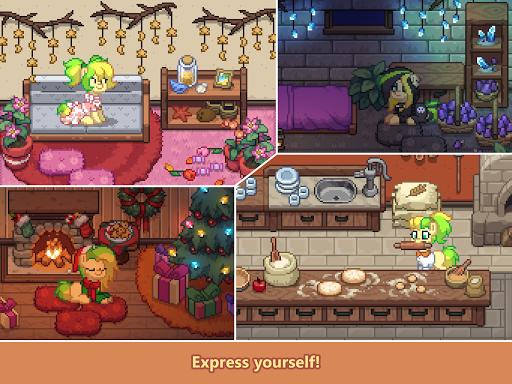 Pony Town - Social MMORPG screenshots 21