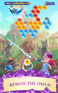 Bubble Witch 3 Saga Apk Mod + OBB/Data for Android. 9
