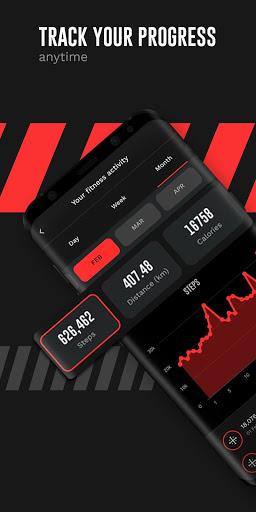 StepSetGo - Pedometer, Step Counter, Step Tracker 0.9.126 Screenshots 8