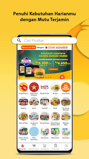 Brambang - Supermarket Online  screenshots 1