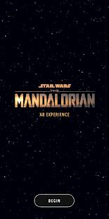 The Mandalorian AR Experience