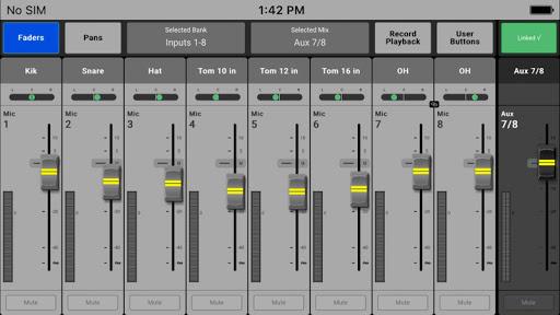 touchmix-30 control screenshot 1