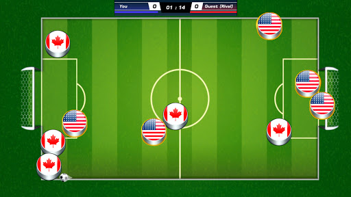 Soccer Clash: Football Stars Battle 2021 1.0.4 screenshots 6