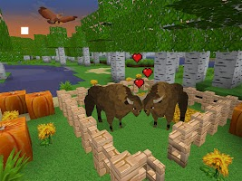 PrimalCraft: Cubes Craft & Survive Game