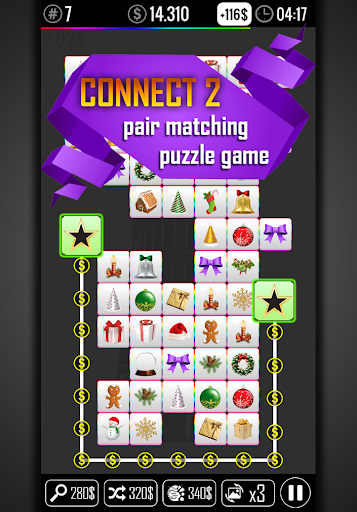 Connect 2 - Pair Matching Puzzle 1.1.2 screenshots 6