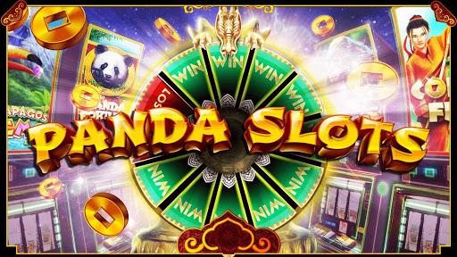Panda Slots – Mega Win Spin Slot Jackpot 777 1.852 screenshots 1
