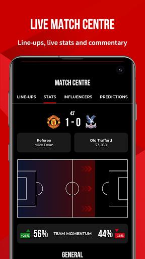 Manchester United Official App 8.0.10 Screenshots 4