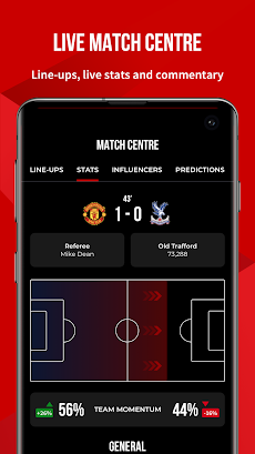 Manchester United Official Appのおすすめ画像2