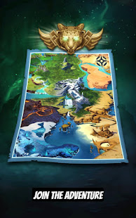 CCG Deck Adventures Wild Arena: Collect Battle PvP