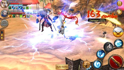 Dynasty Legends: True Hero Rises from Chaos Apkfinish screenshots 5