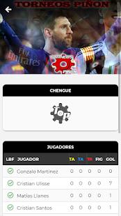 Torneos Piñon 1.4.0 APK +  (Unlimited money)