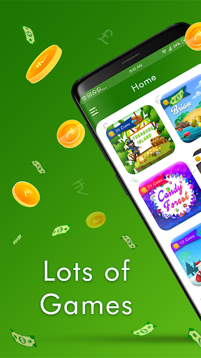 Real Cash Games : Win Big Prizes and Recharges screenshots 10