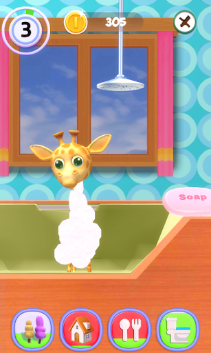 Talking Giraffe 1.54 screenshots 8