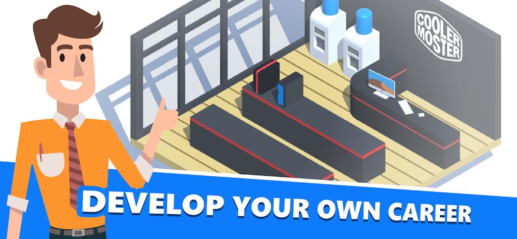 PC Creator - PC Building Simulator  poster 14