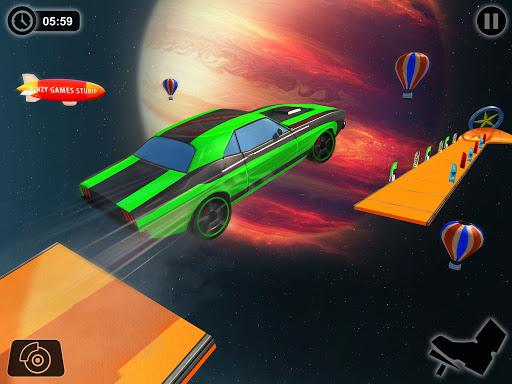Impossible GT Car Racing Stunts 2021 Apkfinish screenshots 11