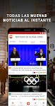 screenshot of Noticias de última hora de España