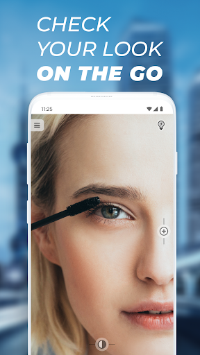 Mirror Plus: Mirror with Light for Makeup & Beauty 4.1.4 screenshots 1