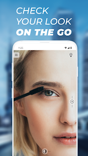 mirror plus: mirror with light for makeup & beauty hack