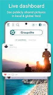 Groupalike - Match & Meet nearby people in groups!