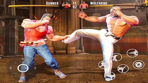 Kung fu fight karate Games: PvP GYM fighting Games apktram screenshots 1