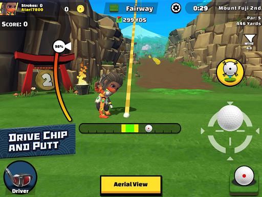 Ninja Golf u2122 1.6.7 screenshots 10