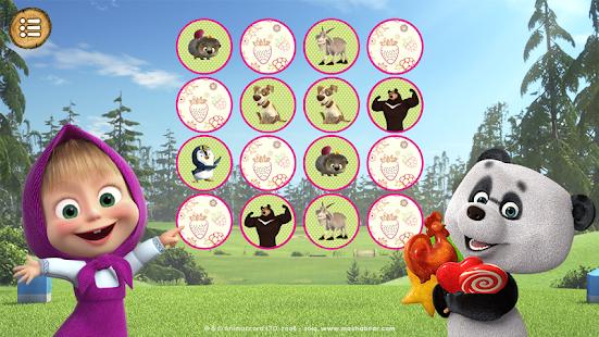 Free games: Masha and the Bear 1.4.7 Screenshots 23