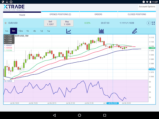 Xtrade - Online Trading modavailable screenshots 7