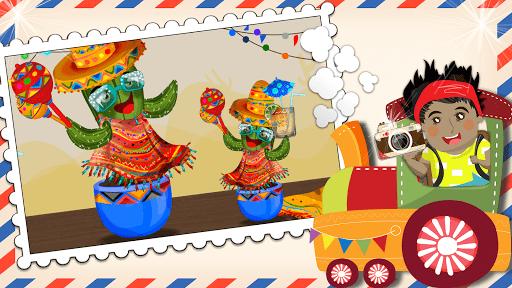 Little Traveller: Learning Games for Toddler Baby  screenshots 2