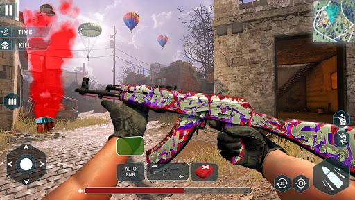 Gun Strike - squad battleground   commando mission  Screenshots 1